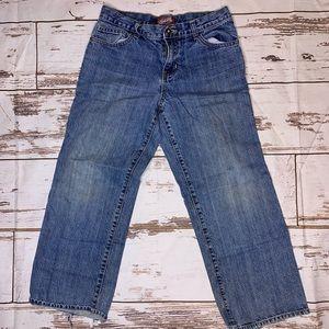 Old Navy Regular Boys Jeans 12 Husky